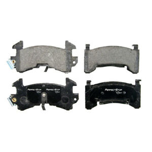 Frt Semi Met Brake Pads  Perfect Stop  PS154M