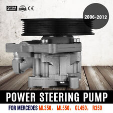 Power Steering Pump For Mercedes W164 ML350 ML550 GL450 R350 Hot OEM Durable