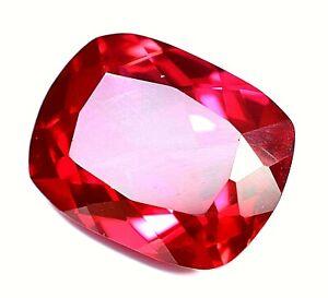 Natural Mogok Pink - Red Ruby 28.95 Ct AGSL Certified STUNNING 20 mm Gemstone