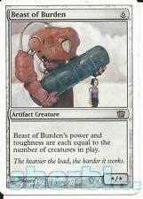MTG Magic the Gathering TCG 8th Edition Beast of Burden Artifact White 292