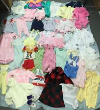 Vtg 1970s 1990s Lot Childrens Baby Toddler Girls Boy Clothing Dresses Outfits