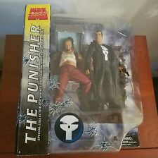 "Marvel Select - The Punisher - 7"" Action Figure /  Diamond Select NIB"