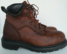 """RED WING 6"""" Womens Steel Toe Work Boots, Style2326,  Size 7 D/7.5 EE, Miss Match"""