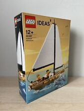 LEGO Ideas Sailboat Adventures (40487) LIMITED EDITION GWP *BRAND NEW!!*