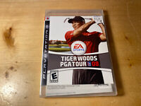 PS3 PlayStation 3 Tiger Woods PGA Tour 08 Golf Game Complete Ships Free
