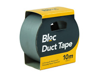 50mm x10m Waterproof Cloth Gaffa Gaffer Duck Duct Self Adhesive Repair Tapes