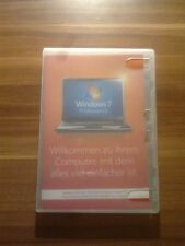Microsoft Windows 7 Professional 32bit Vollversion OEM deutsch DVD FQC-00734