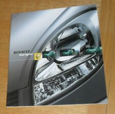 Renault Kangoo Brochure 2003 - Authentique Expression 1.2 16v 1.5 dci 1.6 Auto