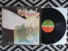 Led Zeppelin - II UK 70s Atlantic ORLAKE LP!! Robert Plant Jimmy Page