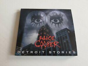 Alice Cooper - Detroit Stories * CD * Digipack * Heavy Rock * 2021 *