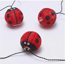 Ikea Ladybug String Lights Adorable!