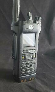 MOTOROLA APX APX6000 700/800 MHZ DIGITAL RADIO P25 TDMA AES DES ADP Aligned