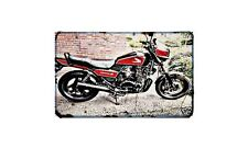Cb700Sc Motorbike A4 photo Retro Bike