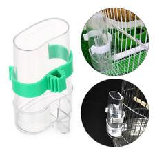Water Utensil  Bird Cage  Accessories  Drinking Fountain Bird Pet Drinker