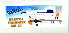 OzMods 1/144 BRISTOL FREIGHTER Mk.21 Silver City Airways RAF & RAAF Versions