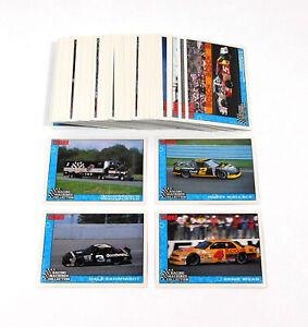 1992 Traks Machines NASCAR Racing Card Set (100) Earnhardt