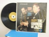 """Ronnie Scott, Tubby Hayes,Carlton STLP 12/116,""""The Couriers of Jazz!""""US,LP,st,M-"""