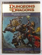 Dungeons & Dragons Player's Handbook: Arcane, Divine, and Martial Heroes (Rolepl