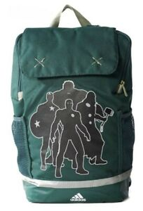 Collectable ADIDAS Marvel Backpack School Sports Bag