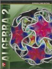 Merrill Algebra 2: Algebra 2 by McGraw-Hill Education Staff (2012, Hardcover, St