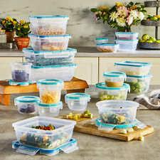Snapware 38-piece Plastic Food Storage Set 19 Containers & 19 Lids #2 (1266)