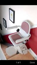 SLIMLINE ACORN STAIRLIFT SUPPLIED AND FITTED £599 LONDON AREA 18MonthWARRANTY!