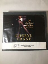 The Bad Always Die Twice by Cheryl Crane CD 2011 Unabridged 8 discs FREE S&H
