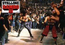 Rambo 3 ORIGINAL AHF Sylvester Stallone TOP ACTION