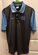 Men's Nike North Carolina UNC Tar Heels Dri-FIT Performance Polo XL $65 NWT