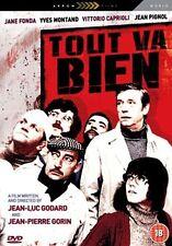 DVD:TOUT VA BIEN - NEW Region 2 UK