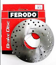 FMD0260R FERODO DISCO FRENO POSTERIORE MAJESTIC 250 (3 FORI) YAMAHA