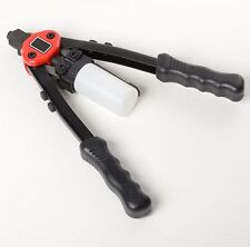 "Heavy Duty Pop Hand Riveter Gun One Way Industrial 1/8 5/32 3/16 7/32 1/4"" NEW"