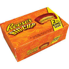 Reese's Peanut Butter Cups, Big Cups, 2.8 oz, 16ct (2 Cups Per Pack)
