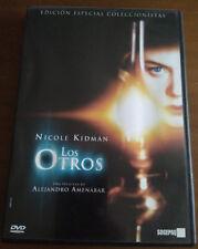 Los Otros edición especial coleccionista Alejandro Amenabar Nicole Kidman