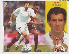FIGO # PORTUGAL REAL MADRID LIGA 2003 ESTE STICKER CROMO