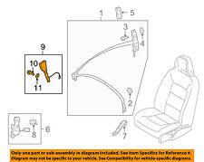 VOLVO OEM 07-11 S80 Front Seat Belt-Buckle 8623450