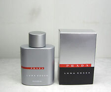 Prada Luna Rossa Shower Gel for Men 3.4oz/100ml New In Box
