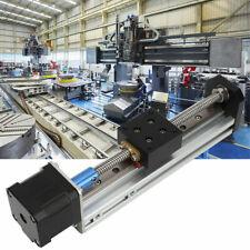 BACHIN Linear Motion Sliding Table CNC Rail Guide Slide Stage 3.8mN.m 100-300mm