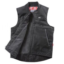 Milwaukee Black Heated Vest Small M12HVBLACK6-0S FREE DELIVERY