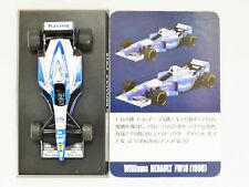 1/64 AOSHIMA F1 F1GP Williams GOODYEAR Miniature Car Collection FW18 No. 6 1996