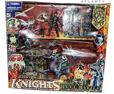 Chap Mei Legends of Knights Medieval Kingdom Full Battle Playset Figure Dragon