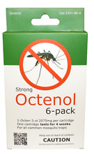 6 PACK MOSQUITO MAGNET TYPE OCTENOL ATTRACTANT