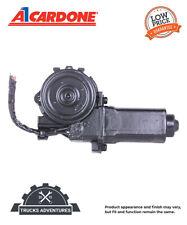 Cardone Reman Power Window Motor,Tailgate Window Motor P/N:47-1103