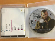 Grand Theft Auto IV Complete PS3 Box Maps Insert Free Shipping