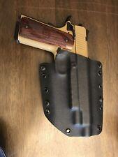 KWA Full Metal PTP M1911 MK II  Gas Blowback Pistol Airsoft. Please Read DESC.
