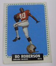 BO ROBERSON 1964 Topps Football  # 151 Oakland Raiders