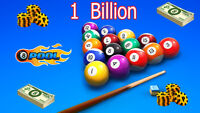 8 Ball Pool || 100% Legit || 1 Billion Coins  + Plus Bonus