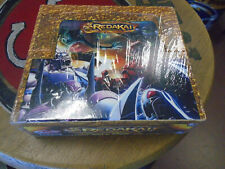 Redakai Conquer the Kairu Hobby Exclusive Gold Pack 24 Pack Booster Box Sealed