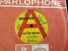 THE EASYBEATS A RADIO PROMO HEAVEN AND HELL 45 BANNED FROM RADIO IN THE 1960'S