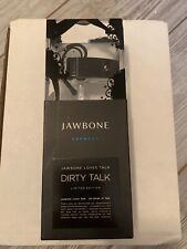 """Jawbone """"Dirty Talk""""Limited Edition Bluetooth Extremely Rare! Brand New In Box!"""